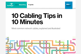 straight through cable learn about utp wiring and color coding get all 10 essential network cabling tips now