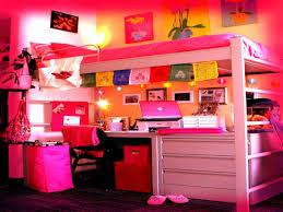 Orange And Pink Bedroom Diy Teen Room Decor Teenage Bedroom Ideas Clipgoo Teens Cool