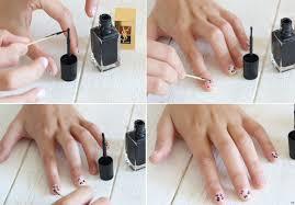 Une touche de rose ENG: Leopard Nails :: DIY