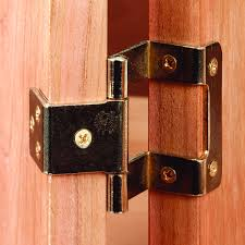270 degree door hinge. view a larger image of 270 degrees non-mortise hinge, bright brass, pair degree door hinge 0