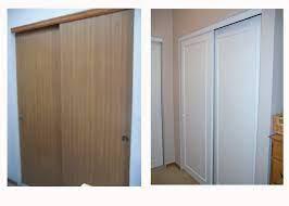 42+] Wallpaper on Closet Doors Ideas on ...