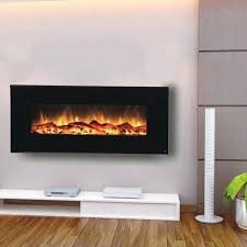 top rated electric fireplace touchstone onyx inch electric wall mounted fireplace is a beautiful wall mounted