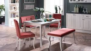 En güzel mutfak masası modelleri mobilyadunyasi.com 'da. Goldie Bankli Mutfak Masa Seti Istikbal