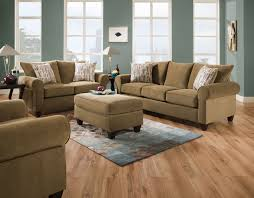 Pc Living Room Set American 3300 3 Pc Set Sofa Loveseat And Chair By American