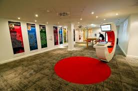 google office around the world. Google Office Dublin 600x398 Awesome Offices Designs Around The World