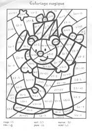 Coloriage Magique Noel Ce2 Coloriage Download