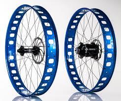 Looking for a new set of wheels for your fat bike? 26 Fat Bike Wheelset Custom Powder Coated Sunringle Mulefut To Match A Ventana El Gordo With Rohloff Speedhub 500 14 Cycle Monkey