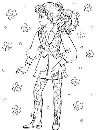 Free Games For Kids Fashionable Girls Coloring Pages 18 Coloring