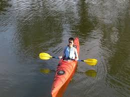 kayak hire 1 day single kayak and self guided