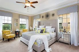 yellow grey bedroom decorating ideas. Modren Decorating Yellow Bedroom Decorating Ideas Inspiring Of Stylish Use Gray In A Light  Shade The Blue Exterior Intended Grey Bedroom Decorating Ideas W