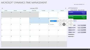 time management app for human resource and payroll microsoft  below is an example of how to it in the store