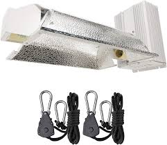 Ceramic Metal Halide Grow Light Hydro Crunch Cmh02 630 Rope 630 Watt Ceramic Metal Halide Cmh Dual Enclosed Style Grow Light System 630w Fixture