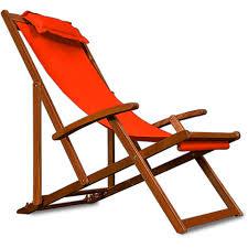 hardwood chairs garden. wooden folding deck chairs garden deckchair furniture hardwood cushion orange - 4250525306330 and outdoor