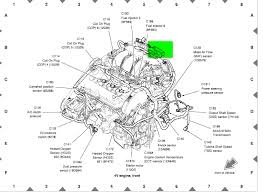 mercury sable pcm located do you have diagrams that would help full size image