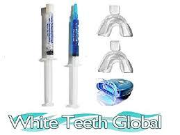 <b>White</b> Teeth <b>Global Teeth Bleaching</b> Whitening at Home Kit 44 ...
