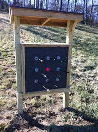 show me your diy archery targets