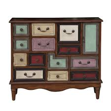 Image Turquoise Warm Brown Eclectic Six Door And Two Drawer Accent Chest Brown Pulaski Target Target Warm Brown Eclectic Six Door And Two Drawer Accent Chest Brown