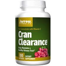 Отзывы Jarrow Formulas, <b>Cran Clearance</b>, <b>100 капсул</b>, инструкция ...