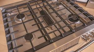 electrolux gas range. this electrolux gas stove is great until you compare it with other brands - cnet range