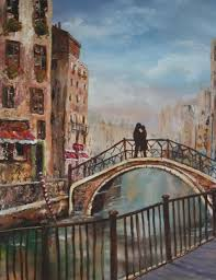 venice painting romance in venice by jean walker