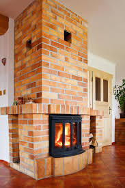 are wood burning fireplaces efficient heat sources