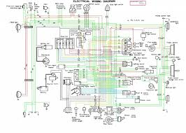 coolerman s electrical schematic and fsm file retrieval 71fj40 color cleanedm jpg