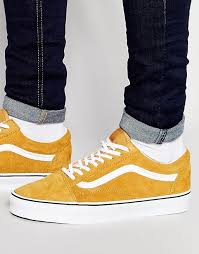 vans yellow old skool. vans yellow old skool h