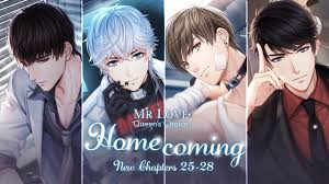 Official PV] New Chapters 25-28: Homecoming — Mr Love: Queen's Choice -  YouTube