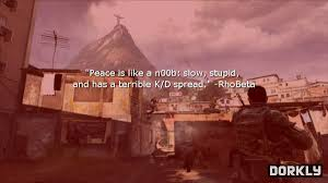 Cod Quotes Classy If Call Of Duty Death Quotes Were Written By Call Of Duty Players