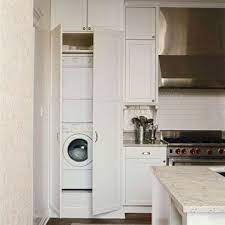 Kitchens With A Laundry Area Kitchen Washer Laundry In Kitchen Small Laundry Room Organization
