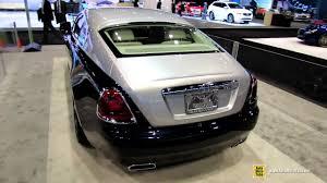 wraith car 2015 interior. 2014 rollsroyce wraith exterior and interior walkaround chicago auto show youtube car 2015 l