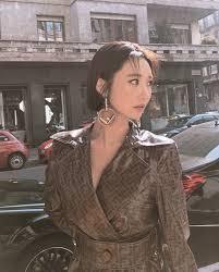 ショートヘアの女王コジュニが魅せる韓国トレンド秋冬最新ヘア