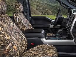caltrend tough camo front seat covers