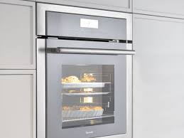 built in wall ovens stainless steel
