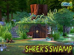 Free access to the largest collection of sims custom content. Shrek S Sumpf