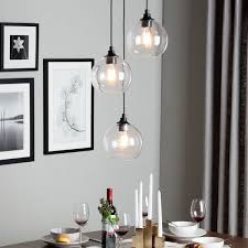 clear glass pendant living room contemporary decorating. Uptown 3-light Clear Globe Cluster Pendant (Uptown Clear). Living Room Clear Glass Pendant Living Room Contemporary Decorating