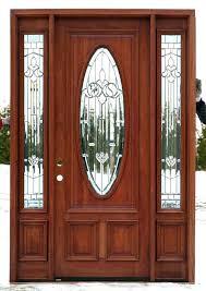 front door sidelight replacement glass light front door colors