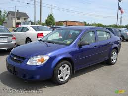 Cobalt chevy cobalt 2006 : 2006 Chevrolet Cobalt LS Sedan in Arrival Blue Metallic - 783716 ...