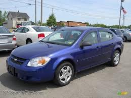 2006 Chevrolet Cobalt LS Sedan in Arrival Blue Metallic - 783716 ...