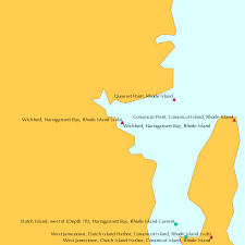 Tide Chart Warwick Ri Wickford Narragansett Bay Rhode Island Sub Tide Chart