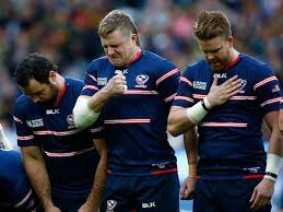 emotion usa players standing for the anthem in 2016 getty images