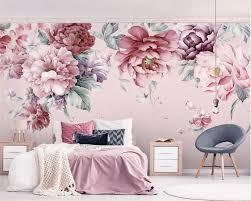 Beibehang Custom Wallpaper Modern Fresh ...