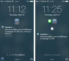 Top Six iOS 7 LockScreen Cydia Tweaks You Must Have