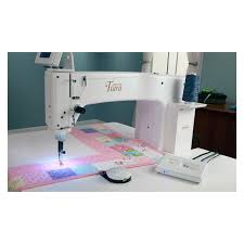 Baby Lock Quilting Machine, Sewing and Embroidery Machine ... & Baby Lock Tiara Long Arm Quilting Machine Adamdwight.com