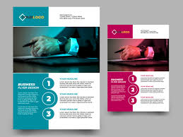 How To Design A Flyer In Photoshop Business Flyer Design By Md Abir Hasan On Dribbble