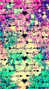 Cute Girly Wallpapers Elegant Neon ...