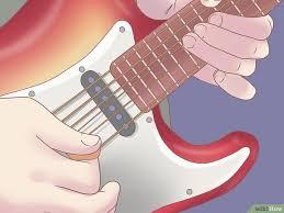 richtig gitarre üben