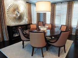 Mirrors For Dining Room Walls Black And White Photos Dining Room Contemporary With Sydney