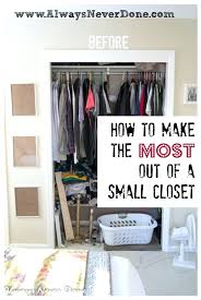 Small Bedroom Closet Organization Ideas Best Design Ideas