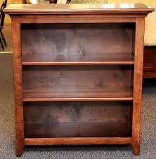 shaker style bookcase